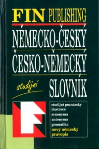 Carte Německo-český česko-německý slovník Petr Kaňák