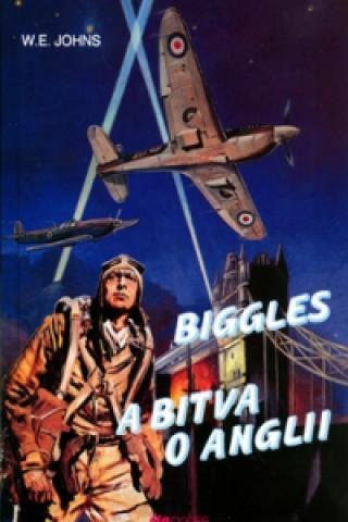 Biggles a bitva o Anglii