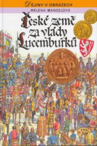 České země za vlády Lucemburků