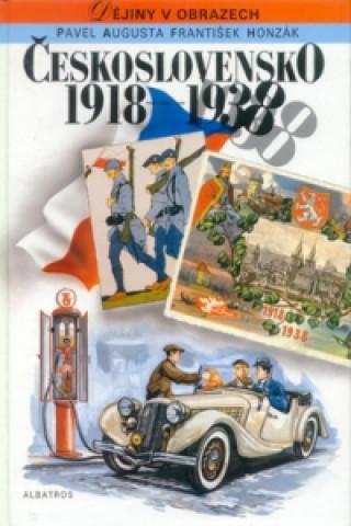 Československo 1918 - 1938