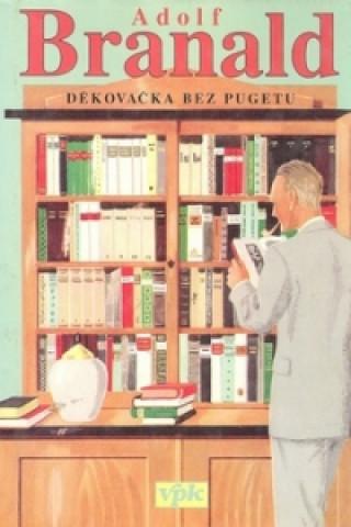 Carte Děkovačka bez pugetu Adolf Branald