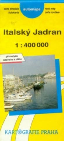 Italský Jadran  1:400 000