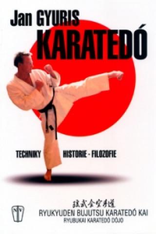 Carte Karatedó Jan Gyuris