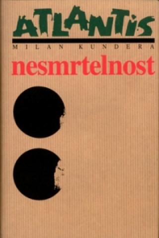 Carte Nesmrtelnost Milan Kundera