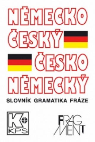 Německo český česko německý slovník, gramatika, fráze