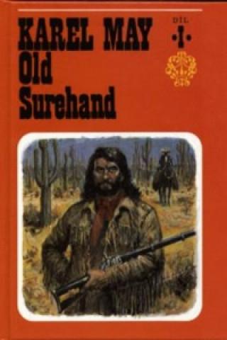 Carte Old Surehand  1. díl Karel May