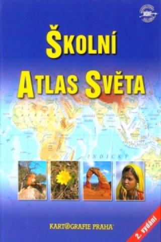Carte Školní atlas světa