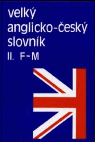Velký anglicko - č. slovník 2.