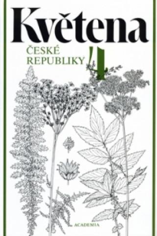 Květena České republiky 4