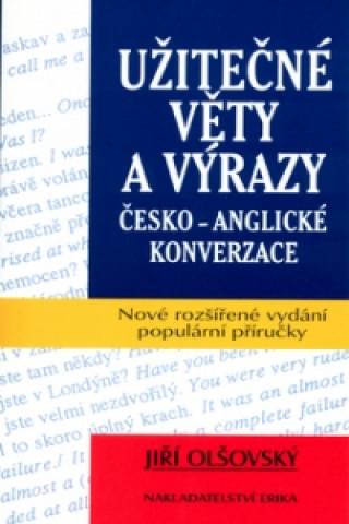 Užitečné věty a výrazy česko - anglické konverzace