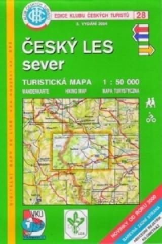 KČT 28 Český les - sever