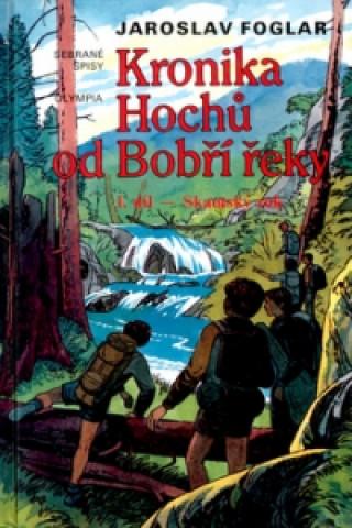Kronika hochů od Bobří řeky 1. Skautský rok
