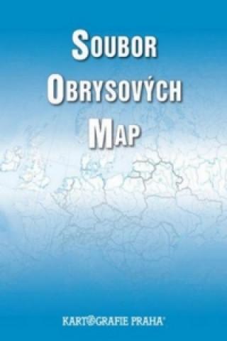Soubor obrysových map