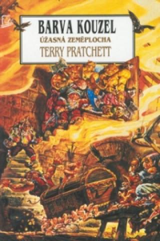 Carte Barva kouzel Terry Pratchett