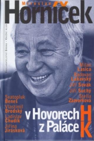 Miroslav Horníček - v Hovorech H z Paláce K  nové vydání