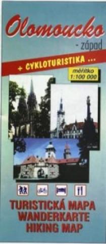 Olomoucko - západ + cykloturistika ...