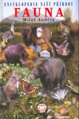 Encyklopedie naší přírody Fauna