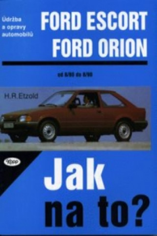 Ford Escort, Ford Orion od 8/80 do 8/90