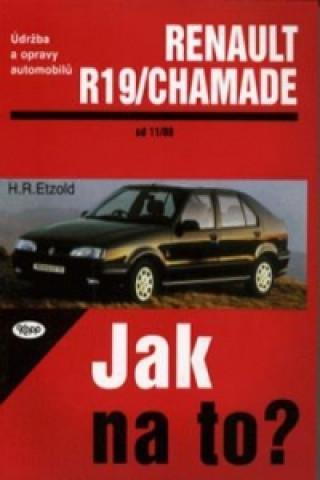 Renault R19/Chamade od 11/88 do 1/96