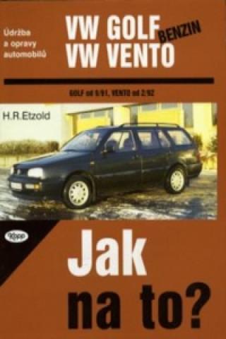 VW Golf benzín od 9/91, Vento od 2/92