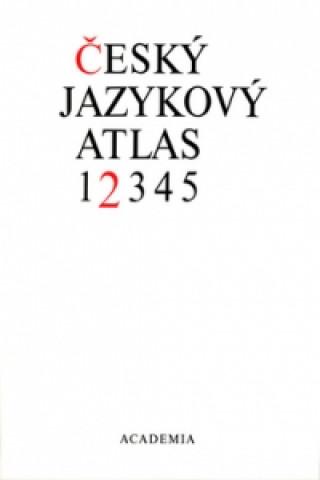 Český jazykový atlas 2