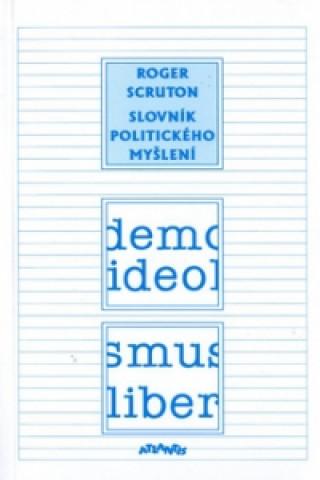 Slovník politického myšlení
