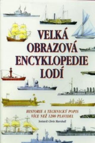 Velká obrazová encyklopedie lodí