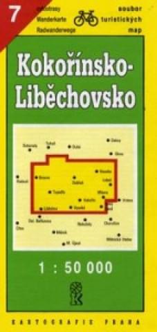 TM  7 Kokořínsko - Liběchovsko