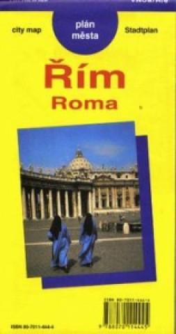 PM Řím Roma