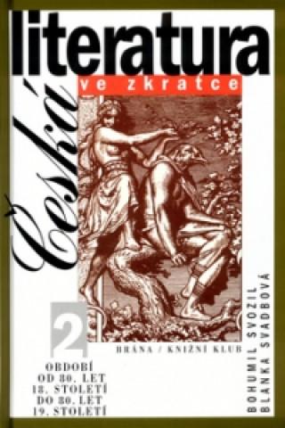 Česká literatura ve zkratce 2