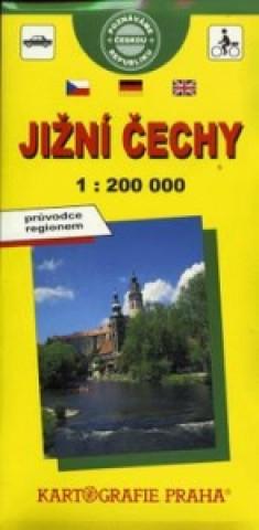 Jižní Čechy - průvodce regionem