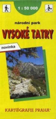 Vysoké Tatry - národní park
