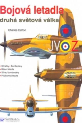 Bojová letadla druhá světová válka