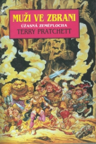 Carte Muži ve zbrani Terry Pratchett