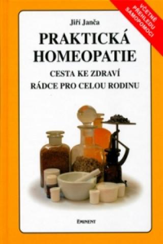Carte Praktická homeopatie Jiří Janča