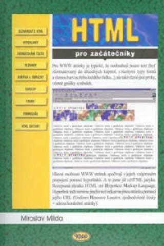 HTML pro začátečníky