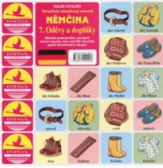 Němčina  7. Oděvy a doplňky