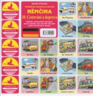 Němčina 10.Cestování a doprava