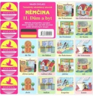 Němčina 11. Dům a byt