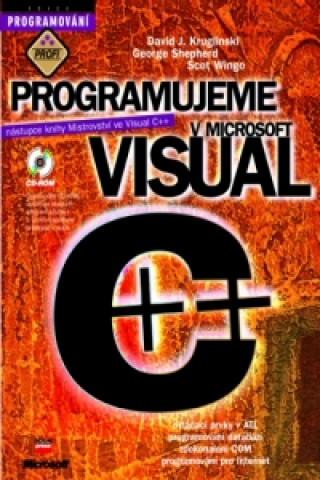 Programujeme v MS Vis. C++ +CD
