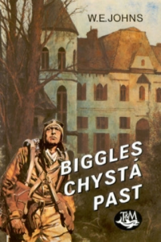 Biggles chystá past