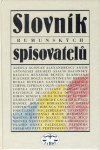 Slovník rumunských spisovatelů
