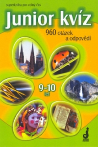 Junior kvíz 9-10 let
