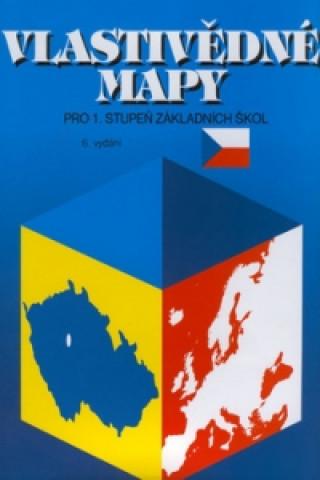 Vlastivědné mapy pro 1.stup.ZŠ