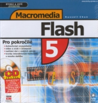 Macromedia Flash 5 + CD