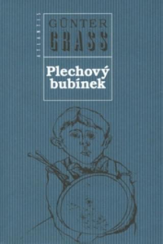 Carte Plechový bubínek Günter Grass