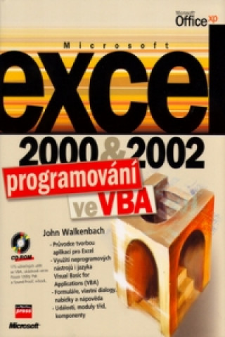 Microsoft Excel 2000 a 2002 + CD ROM