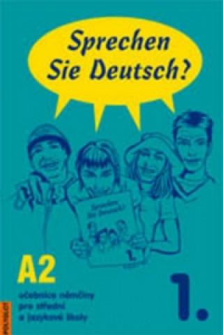 Carte Sprechen Sie Deutsch? 1. A2 Doris Dusilová