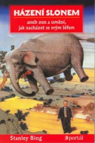Házení slonem