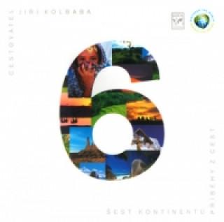 Jota 6 kontinentů Příběhy z cest